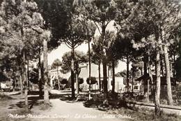 Cartolina - Milano Marittima - Cervia - La Chiesa Stella Maris - 1954 - Ravenna