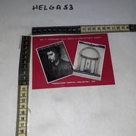 FB11259 LASTRA A SIGNA 1972 TIMBRO ANNULLO CONVEGNO V CENTENARIO MORTE DI LEON BATTISTA ALBERTI - 1971-80: Storia Postale