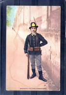 Esercito Italiano. (finanziere). Grosse Tâche - Uniformen