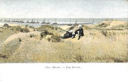 Heist - Heyst - Les Dunes (animée Colorisée) - Heist