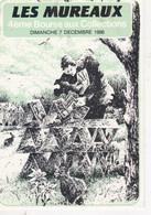 Carte Postale: 4ème Bourse Aux Collections LES MUREAUX 1986 - Esposizioni