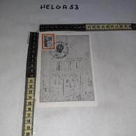FB11269 FIRENZE 1973 TIMBRO ANNULLO II MOSTRA FILATELICA SAN GIOVANNI BATTISTA - 1971-80: Storia Postale