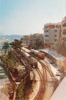 Cartolina - Ferrovia Genova-Casella - Veduta Panoramica Della Stazione - 1984 - Genova