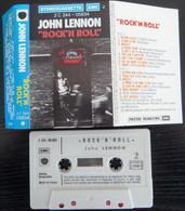Cassette Audio Originale John Lennon Rock'n Roll - Cassette