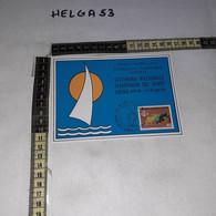 FB11275 FIRENZE 1975 TIMBRO ANNULLO SETTIMANA NAZIONALE FERROVIARIA DEL TEMPO LIBERO - 1971-80: Storia Postale
