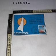 FB11276 FIRENZE 1975 TIMBRO ANNULLO SETTIMANA NAZIONALE FERROVIARIA DEL TEMPO LIBERO - 1971-80: Storia Postale