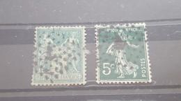 LOT560491 TIMBRE DE FRANCE OBLITERE CACHET ANCRE - Collections