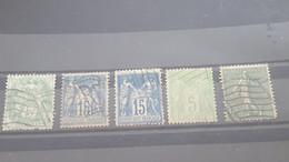 LOT560514 TIMBRE DE FRANCE OBLITERE CACHET DRAPEAU - Collections
