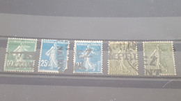 LOT560515 TIMBRE DE FRANCE OBLITERE ETUDE - Collections
