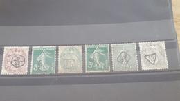 LOT560521 TIMBRE DE FRANCE OBLITERE CACHET DE FACTEUR - Collections