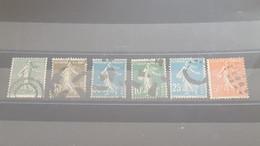 LOT560524 TIMBRE DE FRANCE OBLITERE ETUDE - Collections