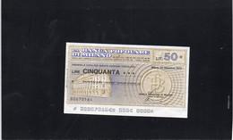 Italia - Miniassegno Banca Pop. Di Milano - Milano 1976 - Non Classificati