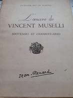 L'oeuvre De Vincent Muselli YVES-GERARD LE DANTEC Jean-renard 1944 - Aeródromos