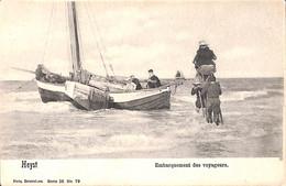 Heist - Heyst - Embarquement Des Voyageurs (Nels Animation Précurseur) - Heist