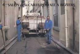 Carte Postale: 4ème Salon De La Carte Postale à BEZIERS 1989 - Esposizioni