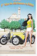 Carte Postale: 3ème Salon Des Collectionneurs De BORGO Corse 2004 - Esposizioni