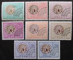 FRANCE Préoblitéré Série N°138 Au 145 Neuf ** - Collections