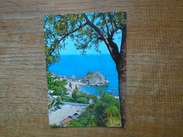 Italie , Sicilia Pittoresca , Taormina , Mazzaro - Altre Città