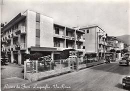 Laigueglia - Hotel Sole, 2 Cartoline Diverse - Savona