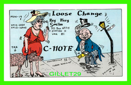 CARTE QSL - LOOSE CHANGE, XM12-2030 - DRUMMER BOY No 46 - REG & MARG SPALLON, VANCOUVER, BC - - Radio Amatoriale
