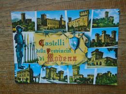 Italie , Castelli Della Provincia Di Modena - Modena
