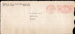 USA - Circa 1930 - Front Letter - Card - Comertial - Paul Vitek - A1RR2 - Covers & Documents