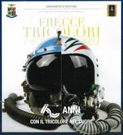 Frecce Tricolori - Rivolto 2021 - Poster