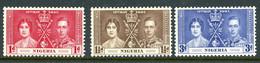 Nigeria MNH 1937 Coronation - Nigeria (...-1960)