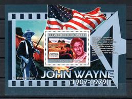 GUINEE - GUINEA - B/F - M/S - 2007 - JOHN WAYNE - LA PRISONNIERE DU DESERT - LA CHARGE HEROIQUE - CINEMA - MOVIES - - Guinee (1958-...)