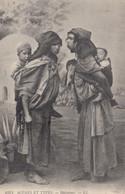 CPA (scenes Et Types Afrique Du Nord)bédouines  (   (b.burtheme) - Femmes
