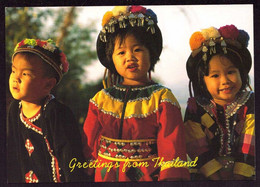 AK 003106 THAILAND - Sawasdee - Tailandia