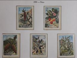 ESPAÑA 1972 Flora. MNH - 1971-80 Nuovi