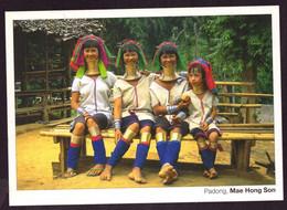 AK 003107 THAILAND - Mae Hong Son - Padong - Tailandia