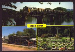 AK 003113 THAILAND - River Kwai - Tailandia
