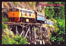 AK 003114 THAILAND - Kanchanaburi - The Death Railway - Tailandia