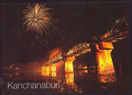 AK 003115 THAILAND - Kanchanaburi - The River Kwai Bridge - Tailandia
