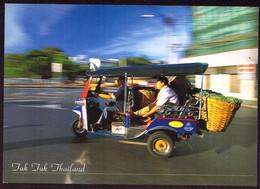AK 003122 THAILAND - Tuk Tuk - Tailandia