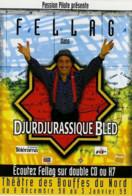 """Carte Postale """"Cart'Com"""" (1998) Festival D'Avignon - Fellag Dans Djurdjurassique Bled - Théâtre Du Chêne Noir - Theatre"""