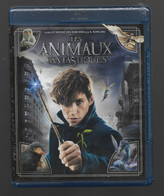 Dvd Les Animaux Fantastiques  Blu-ray - Fantastici