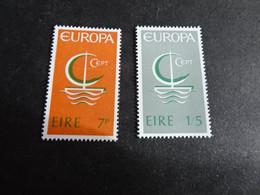 EU1858  - Set MNh Ireland   1966 - CEPT - Europa - Nuovi