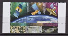 4.- ISRAEL 2021 Remote-Sensing Satellites In Israel - Asia