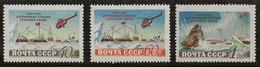 Russie 1955 N° Y&T : 1768 à 1770 * - Nuovi