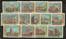 Russie 1956 N° Y&T : 1786 à 1798 ** - Nuovi