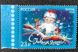 RUSSIA MNH(**)2020 New Year Mi 2939 - Anno Nuovo