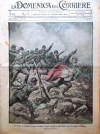 La Domenica Del Corriere 19 Novembre 1916 WW1 Carso Santi Quaranta Francia Pola - Guerra 1914-18