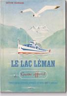 Lac Leman - Guide Officiel 1949 - Lausanne - Turismo