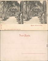 Kairo القاهرة Stereobild: Hotel Du Nil 1908 - Kairo