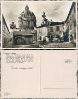 Ansichtskarte Wien Straßenpartie Fruhwirthaus Mit Karlskirche 1932  - Non Classificati