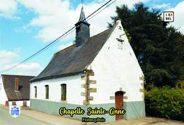 Set 8 Cartes Postales, Belgium, Flobecq-Bois (Hainaut), Chapelle Sainte-Anne - Chiese E Cattedrali
