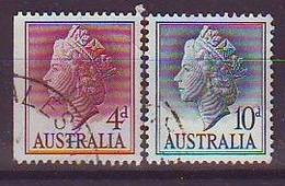 AUSTRALIA 273-274,used - Usati